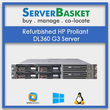 Refurbished HP Proliant DL360 G3 Server | HP refurbservers