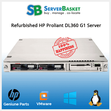 Buy Used Second Hand Hp Dl360 G1 Server India Hp Server