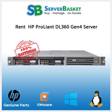 Server Rentals