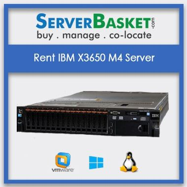Buy Rent IBM X3650 M4 Server In India , Buy IBM X3650 M4 Servers Rental In India