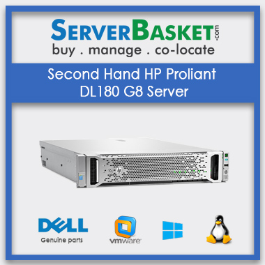 Buy Second Hand HP Proliant DL180 G8 Server In India , Buy Used HP Proliant DL180 G8 Server In India