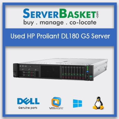 Used HP Proliant DL180 G5 Server