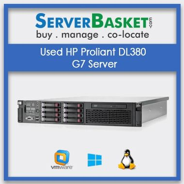 Buy Used HP ProLiant DL380 G7 Server in India at Lowest Price from Server Basket