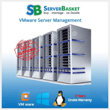 VMware server management