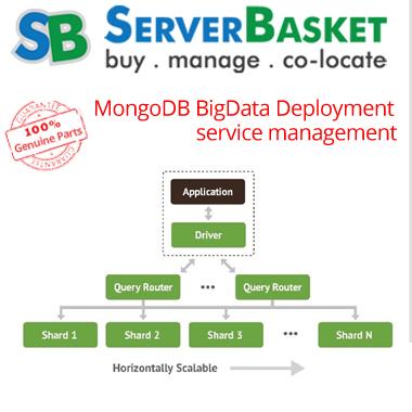 MongoDB BigData Deployment Service Management