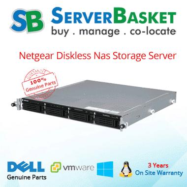 Netgear 6-Bay nas storage