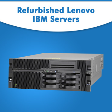 Refurbished Lenovo IBM Servers