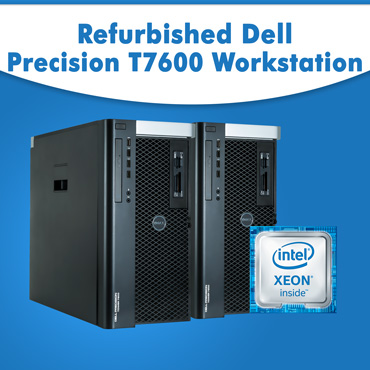 Old Dell Precision T7600 Workstation