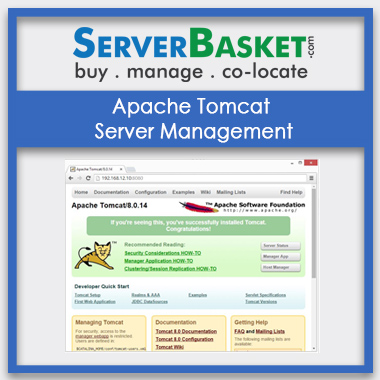 Buy Apache Tomcat Server Management In India