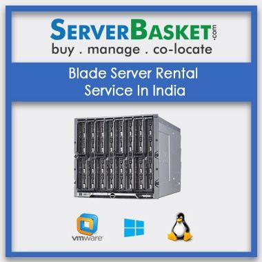 Buy Blade Server Rental In India
