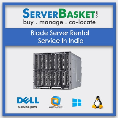Blade Server Rental Service In India