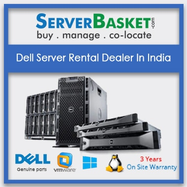 Dell Server Rental Dealer In India