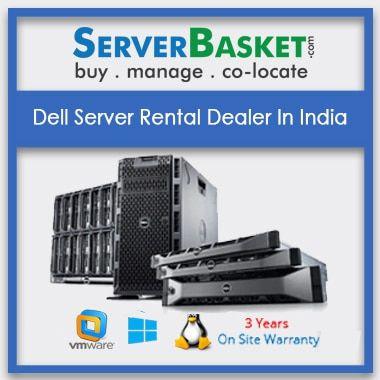 Dell Server Rental Dealer In India