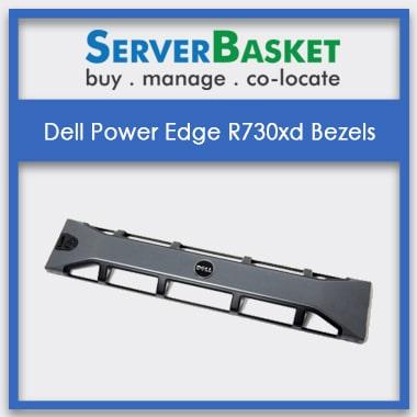 Dell R730xd bezels, Dell power edge R730xd bezels
