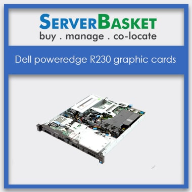 Dell R230 graphic cards, Dell poweredge R230 graphic cards