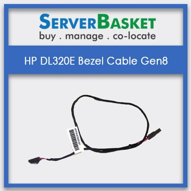 HP DL320E bezel cable, HP DL320E bezel cable Gen8