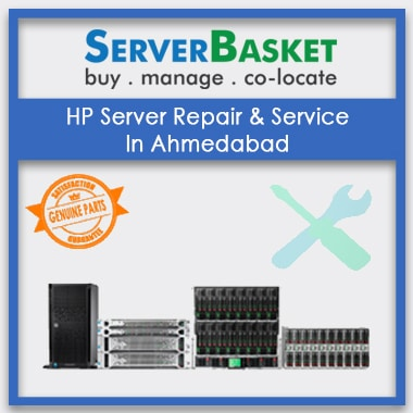 HP Server Repair & Service In Ahmedabad