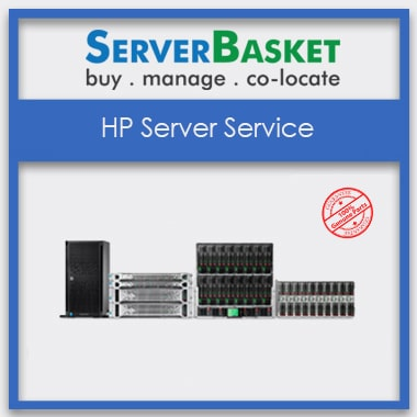 Get HP Server Services , Cheap HP Server Services In India