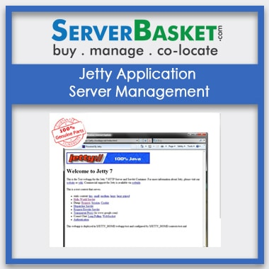 Buy Jetty Application Server Management In India