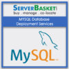 Buy MYSQL Database Deployment Services In India