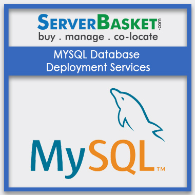 Buy MYSQL Database Deployment Services In India