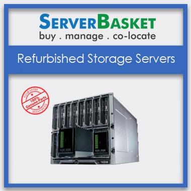 Storage Servers, Refurbished Storage Servers, Used Storage Server at Low Price, Used Refurbished Server India