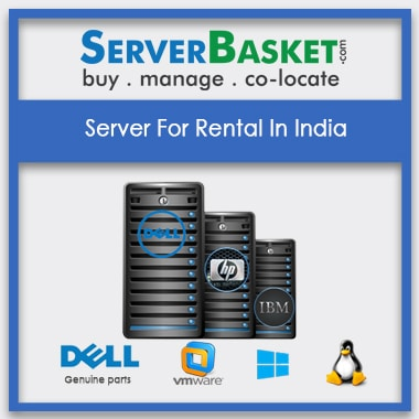 Buy Enterprise Server Rental In India