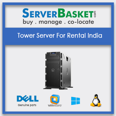 Buy Tower Server On Rental In India