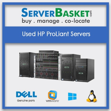 Buy Used HP ProLiant Servers In India, Buy Refurbished HP ProLiant Servers, Purchase Refurbished HP ProLiant Server