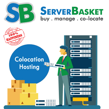 Colocation server Hosting