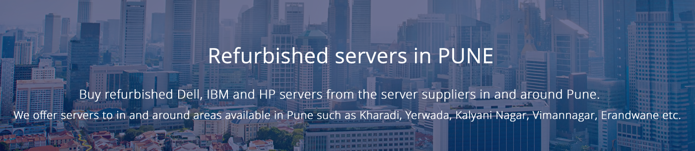 Refurbished Servers Pune