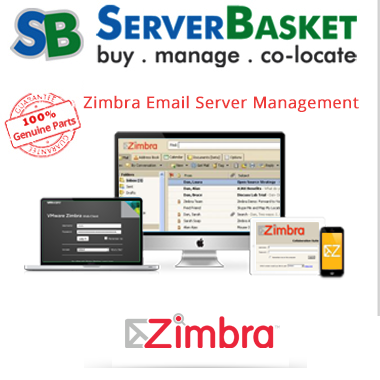 Install Zimbra Email Server Management In India Best
