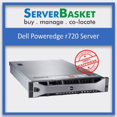 Buy Dell PowerEdge R720 Rack Server in India at Cheap Price online from Server Basket, Get Dell PowerEdge R720 Server Price in India