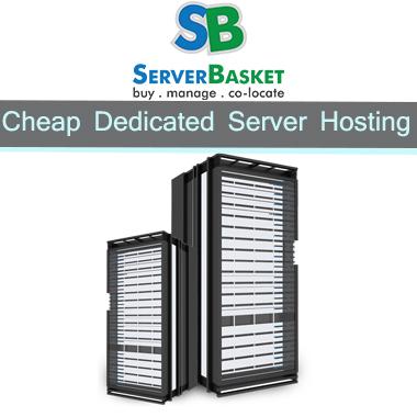 Dedicated server hosting cheap price