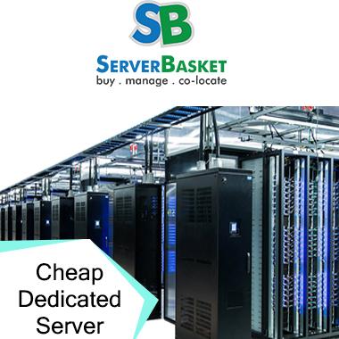 Buy dedicated server cheap i