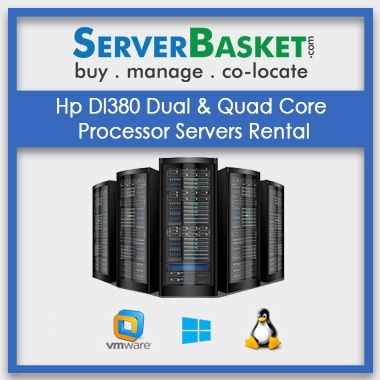 Buy Quad core Server Rental In India