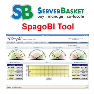 SpagoBI Tool Software