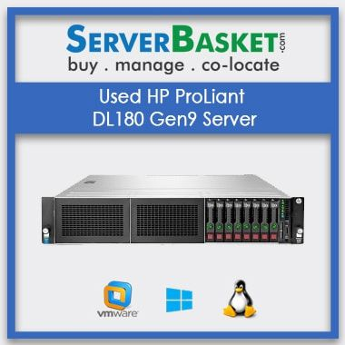 Buy DL180 Gen9 In India | Refurb HP servers