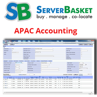 Apac accounting