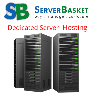 Cloud dedicated server hosting