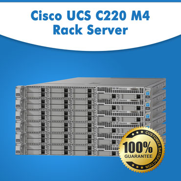 Cisco UCS C220 M4 Rack Servers