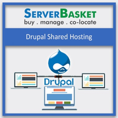 Drupal Shared Hosting
