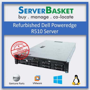 Buy Dell PowerEdge R510 Server