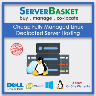 Cheap & Fully Managed Linux Dedicated Server Hosting