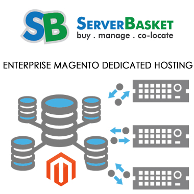 Buy Magento Dedicated Server Hosting At Cheap Price Online from Server Basket, Purchase Magento Dedicated Hosting Online