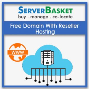 Free domain with Reseller hosting india