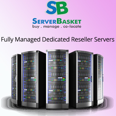Fully managed dedicated reseller servers
