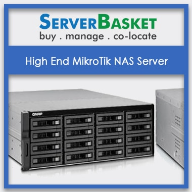 Get High-End MikroTik NAS Server In India , Cheap High-End MikroTik NAS Server In India