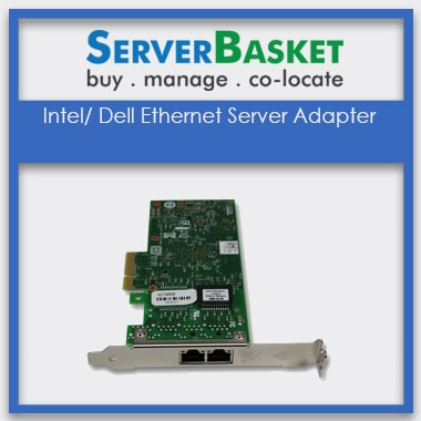 Ethernet Server Adapter, Intel Dell x520 -DA2 Ethernet Server Adapter 10GBS