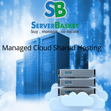 Managed Cloud Shared Hosting